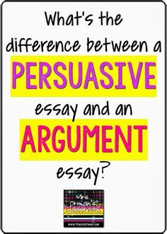 How to make a argumentative thesis